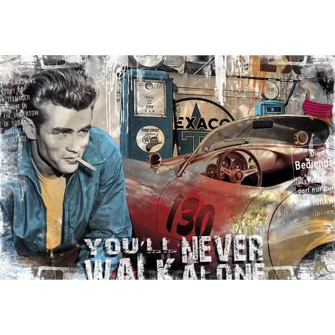 Devin Miles: His Machine – James Dean