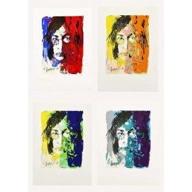 Armin Mueller-Stahl: Tribute to John Lennon (4 Werke)