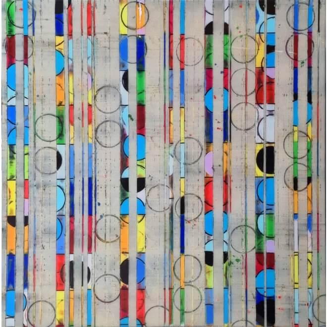 Petra Roes-Nickel: In Between Lines