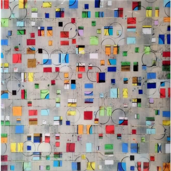 Petra Roes-Nickel: Squares