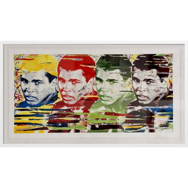 Mr. Brainwash: Ali