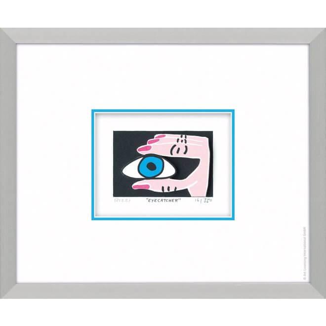 James Rizzi: Eyecatcher