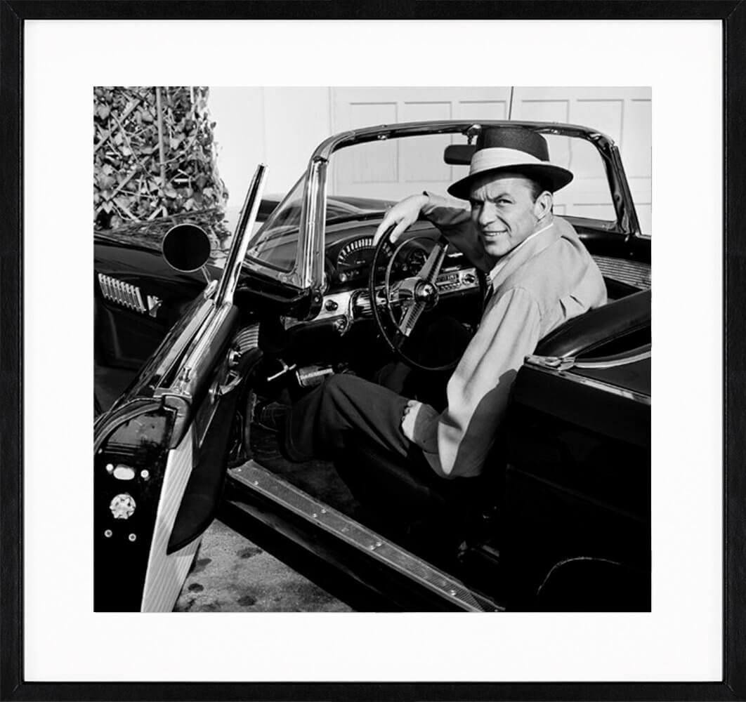 Frank Worth: Frank Sinatra in TBird