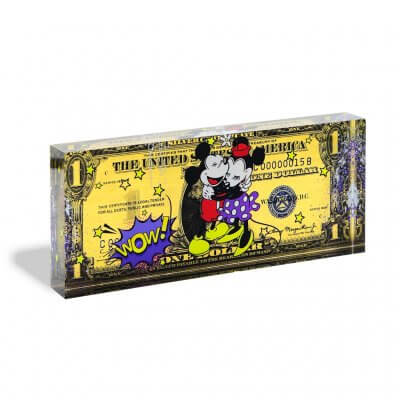 Devin Miles: One Dollar Mickey - Acrylblock
