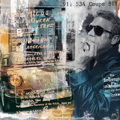 Devin Miles: Steve's 911 – Steve McQueen