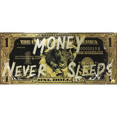 Devin Miles: Money never sleeps