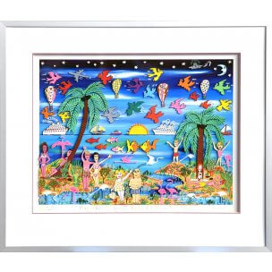 James Rizzi: Paradise Lost And Found