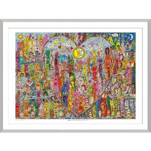 James Rizzi: Love in the Heart of the City