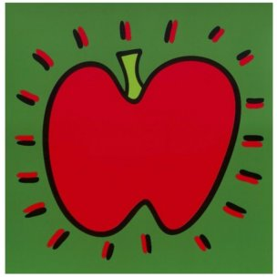 James Rizzi: Icon Apple
