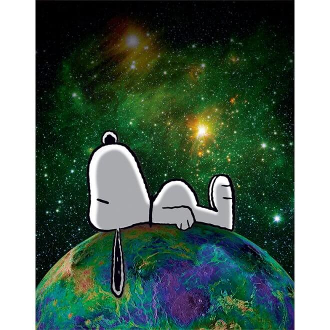 Charles M. Schluz: Peanuts, On Top of the world
