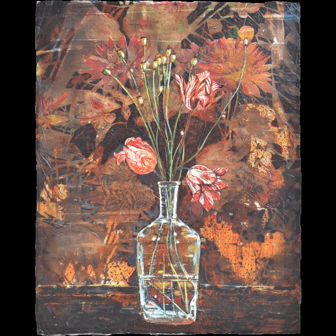 Andrea Damp: Ein Verliebter betrachtet eine Blume mit anderen Augen als ein Kamel