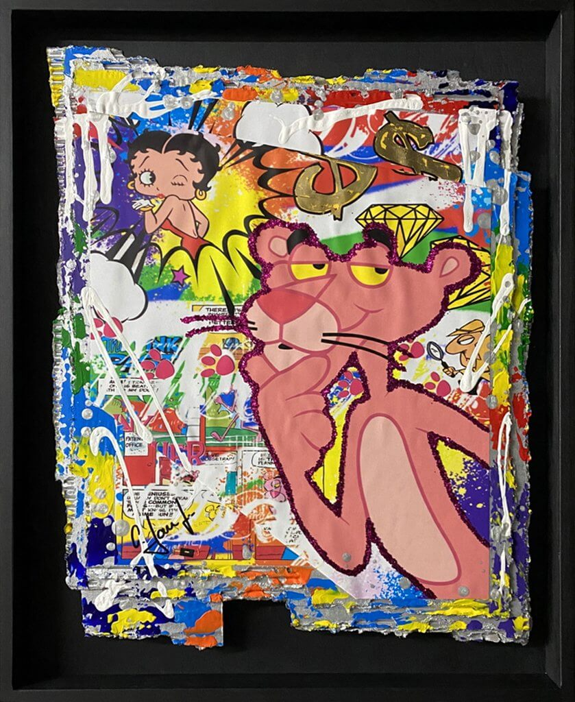 Christiane Janssen: Pink Panther