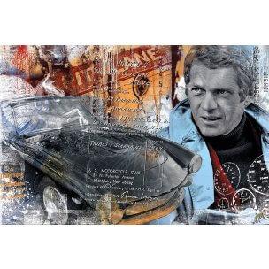 Devin Miles: Pit Lane – Steve McQueen