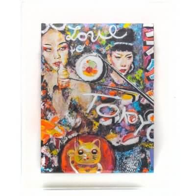 Astrid Stöfhas: Love 2 Tokyo 2.0