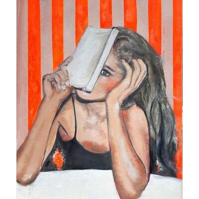 Astrid Stöfhas: Empty Book