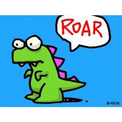 Ed Heck: Roar