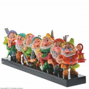 Romero Britto: Seven Dwarfs