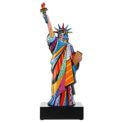 Romero Britto: Liberty