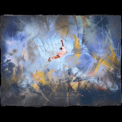 Andrea Damp: La vida breve