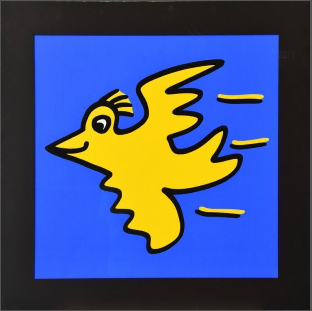James Rizzi: Icon Bird