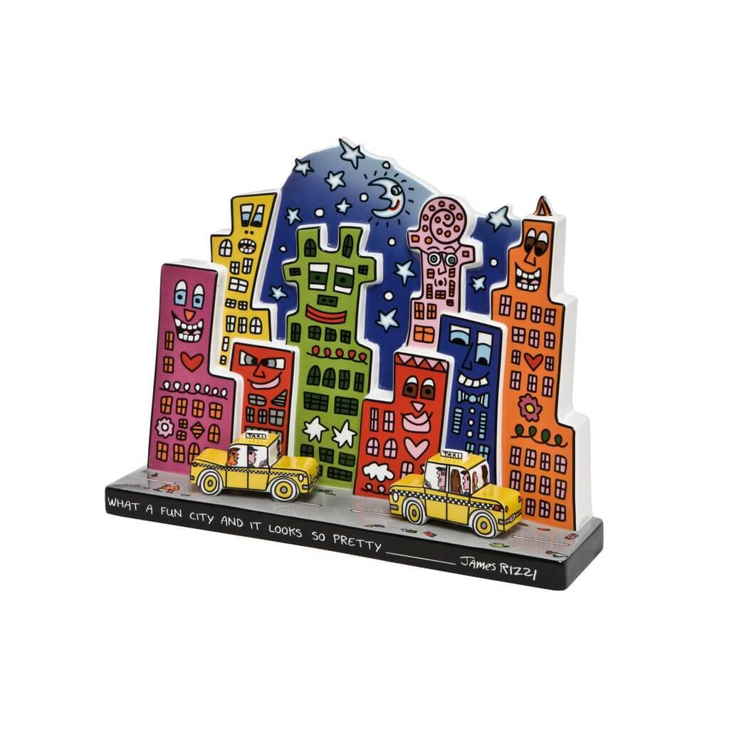 James Rizzi: What a Fun City 2