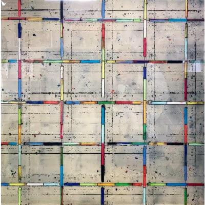 Petra Roes-Nickel: Cross Lines
