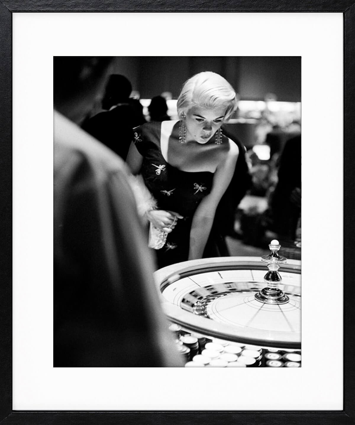 Frank Worth: Jayne Mansfield Plays Roulette in Vegas