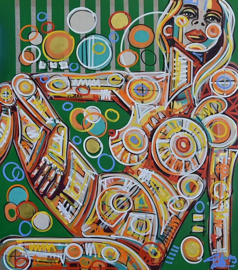 David Tollmann: Naked Fruit