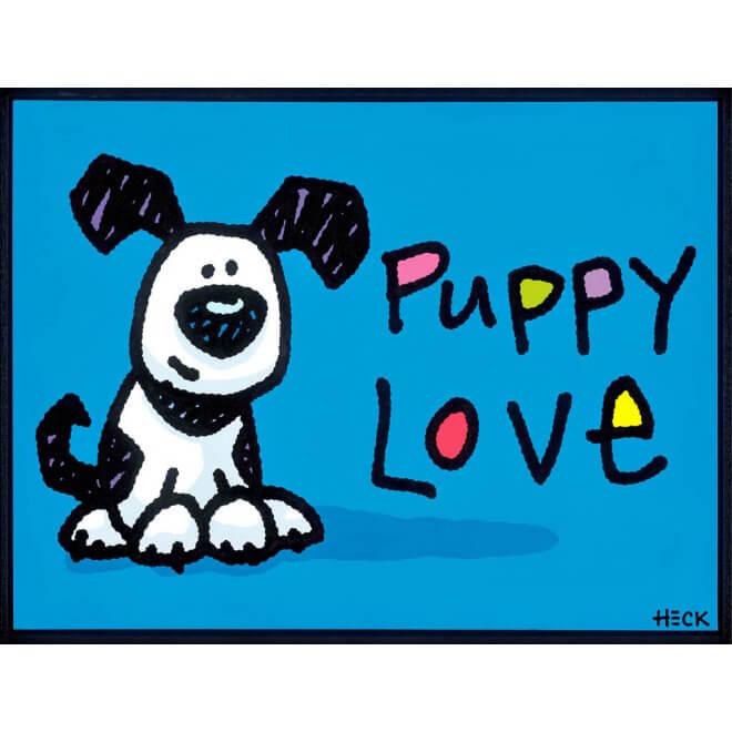 Ed Heck: Puppy Love