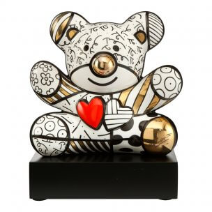 Romero Britto: Golden Truly Yours