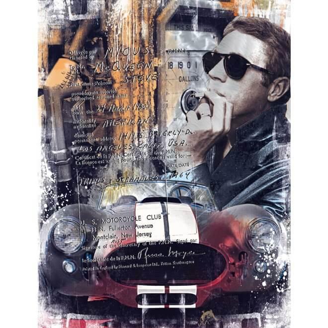 Devin Miles: The Magnificent – Steve McQueen