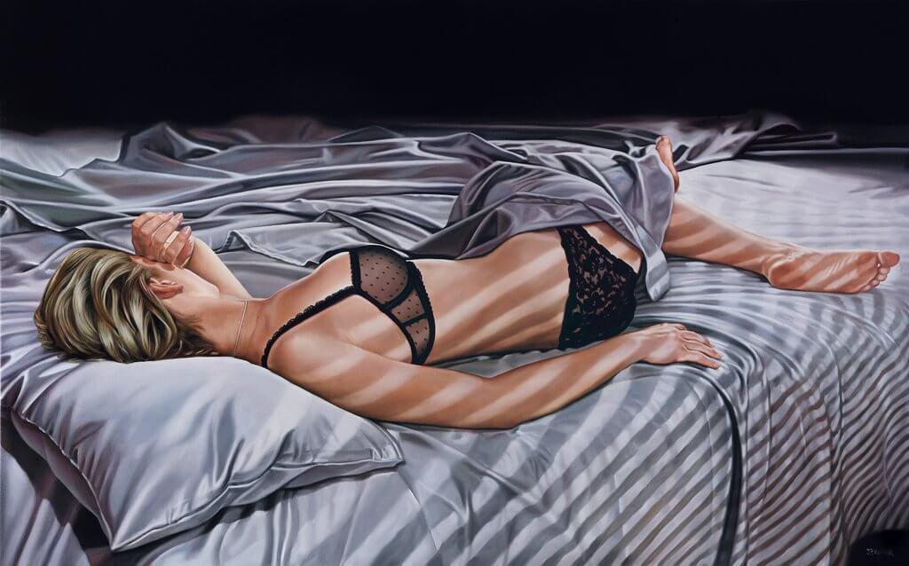 Jean-Pierre Kunkel: Sleeping 2