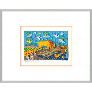 James Rizzi: Sleeping Gypsy