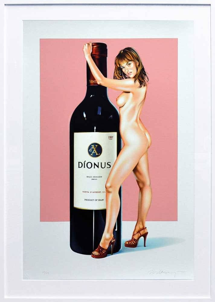 Mel Ramos: Dionus