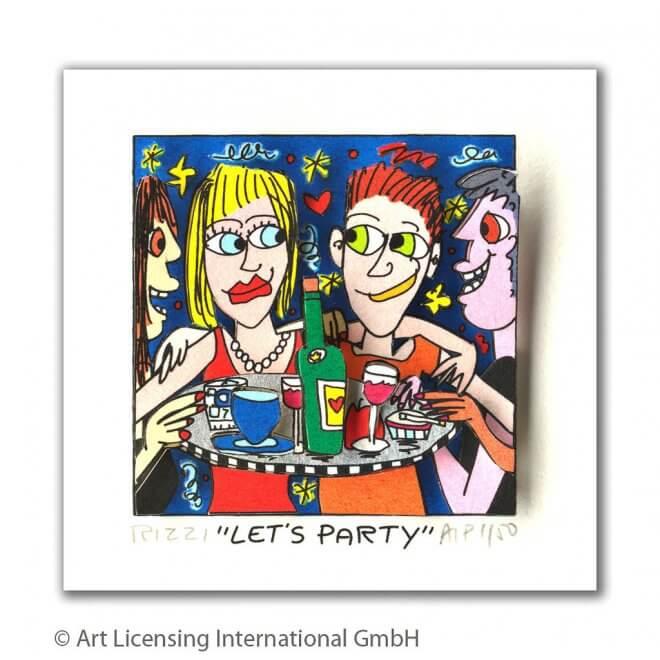 James Rizzi: Let's Party