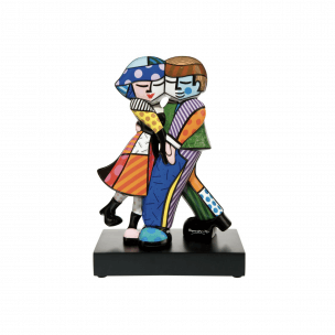 Romero Britto: Cheek To Cheek