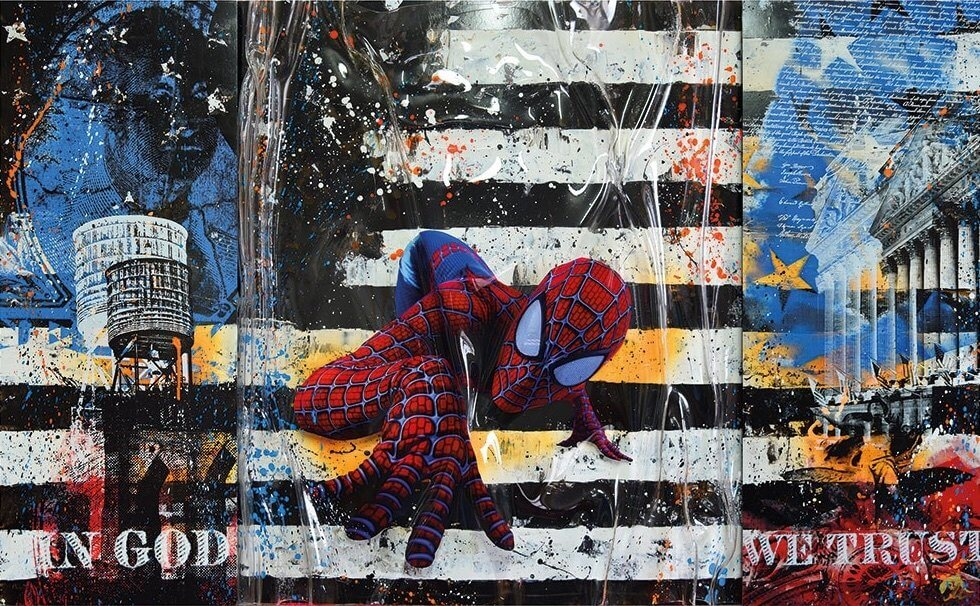 Devin Miles: Spiderman 2