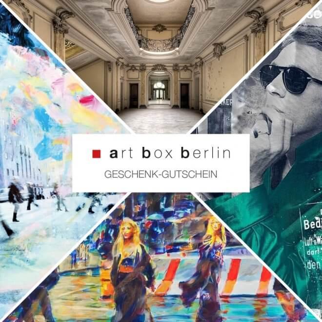 art box berlin: Geschenkgutschein 500 €