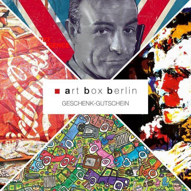 art box berlin: Geschenkgutschein 1000 €