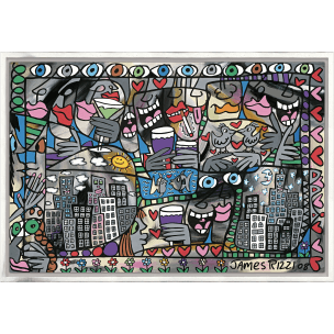 James Rizzi: So Happy Together