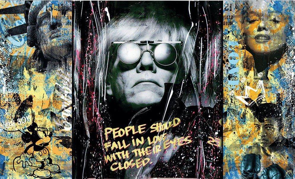 Devin Miles: Warhol
