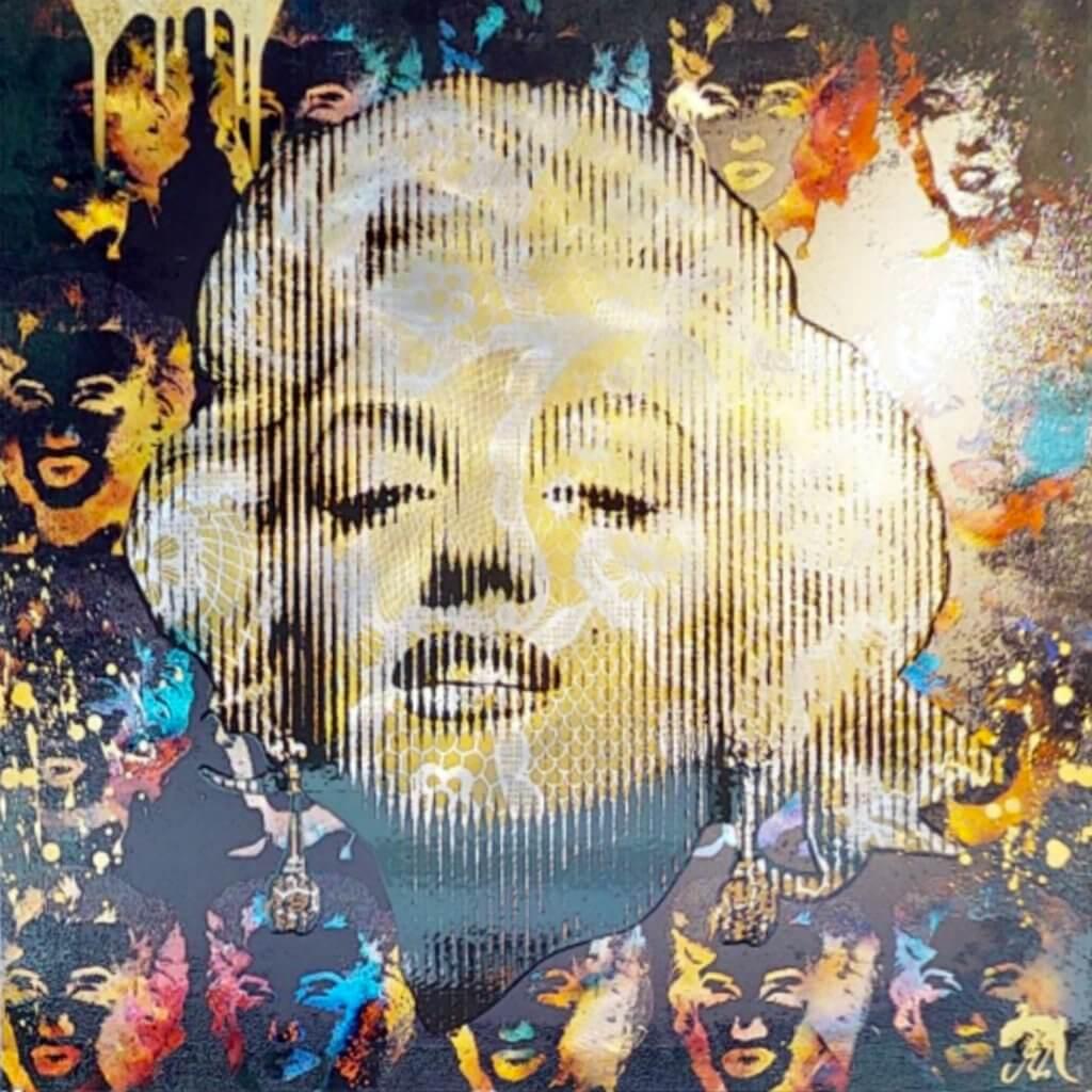 Devin Miles: Marilyn I