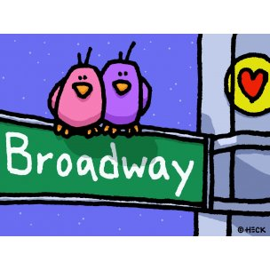 Ed Heck: Love on Broadway