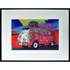 James Francis Gill: Hippie-Bus