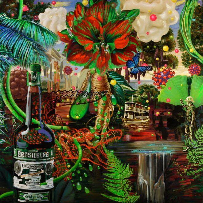 Jean-Pierre Kunkel: Advertising Pop-Art No 4