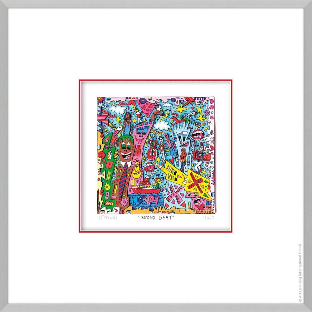 James Rizzi: Bronx Beat