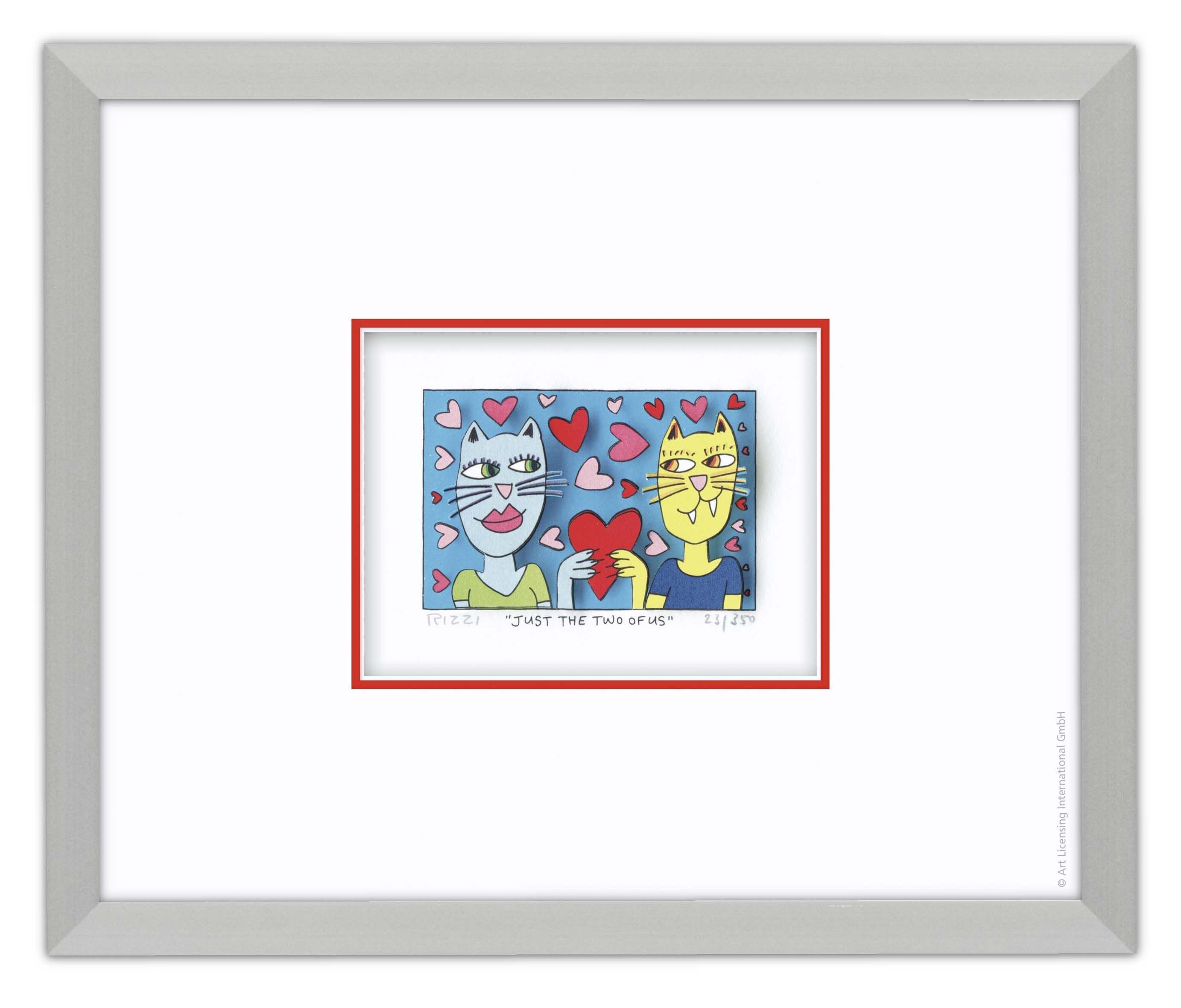 James Rizzi: Just The Two Of Us