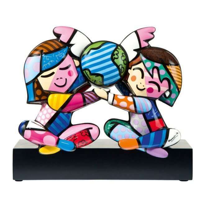 Romero Britto: Children Of The World