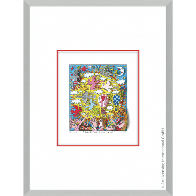 James Rizzi: Beautiful Sun Daze