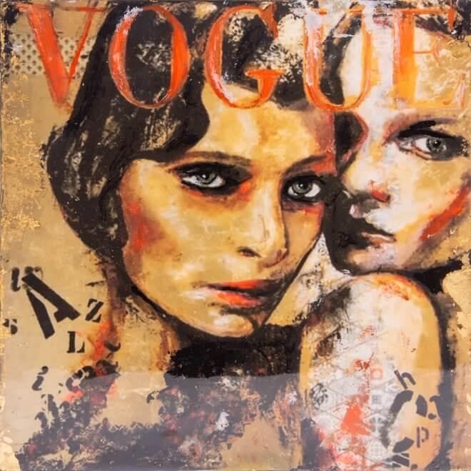 Astrid Stöfhas: Vogue Deux 2.0